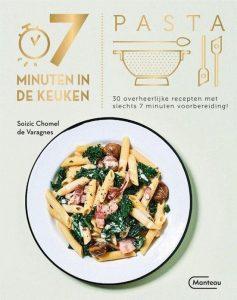 7 minuten in de keuken - pasta; Internationale spaghettidag;