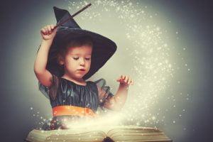 Heksje Mimi zijn magische kinderboeken voor peuters en kleuters van 3 en 4 jaar.