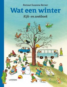 Wat een winter! Seizoen kijk- en zoekboek over de winter