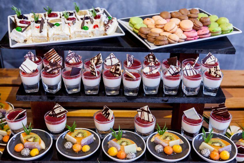 Kookboeken voor desserts, taarten, toetjes; Slagroom Dag; Ook voor mensen met allergieën als tarwe, koemelk of ei