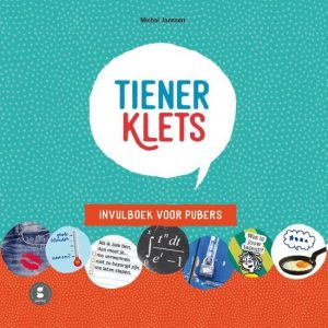 Tienerklets, invuldagboek voor pubers, tieners en hun ouders; Kletsboeken