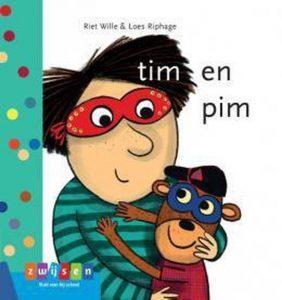 AVI- Start voor beginnende lezers: Tim en Pim