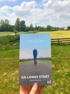 Ga langs start geschreven door auteur Timo Hensen - Recensie