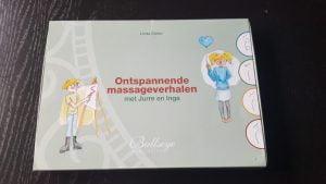 Ontspannende massageverhalen met Jurre en Inge voor kinderen