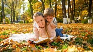 Herfstboeken voor peuters en kleuters