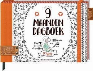 O'baby 9 maanden invulboek zwangerschap (Pauline Oud)