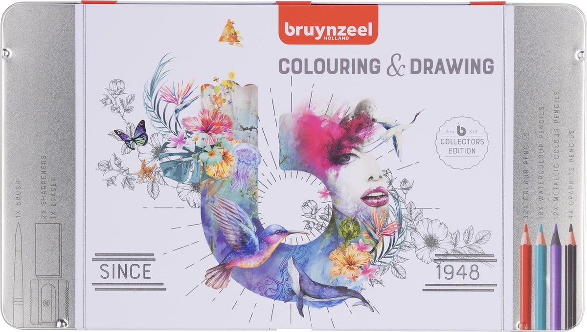 Bruynzeel kleurpotloden kopen voor kinderen en volwassenen