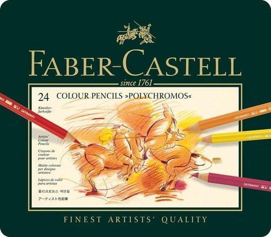 Faber Castell polychromos kleurpotloden kopen
