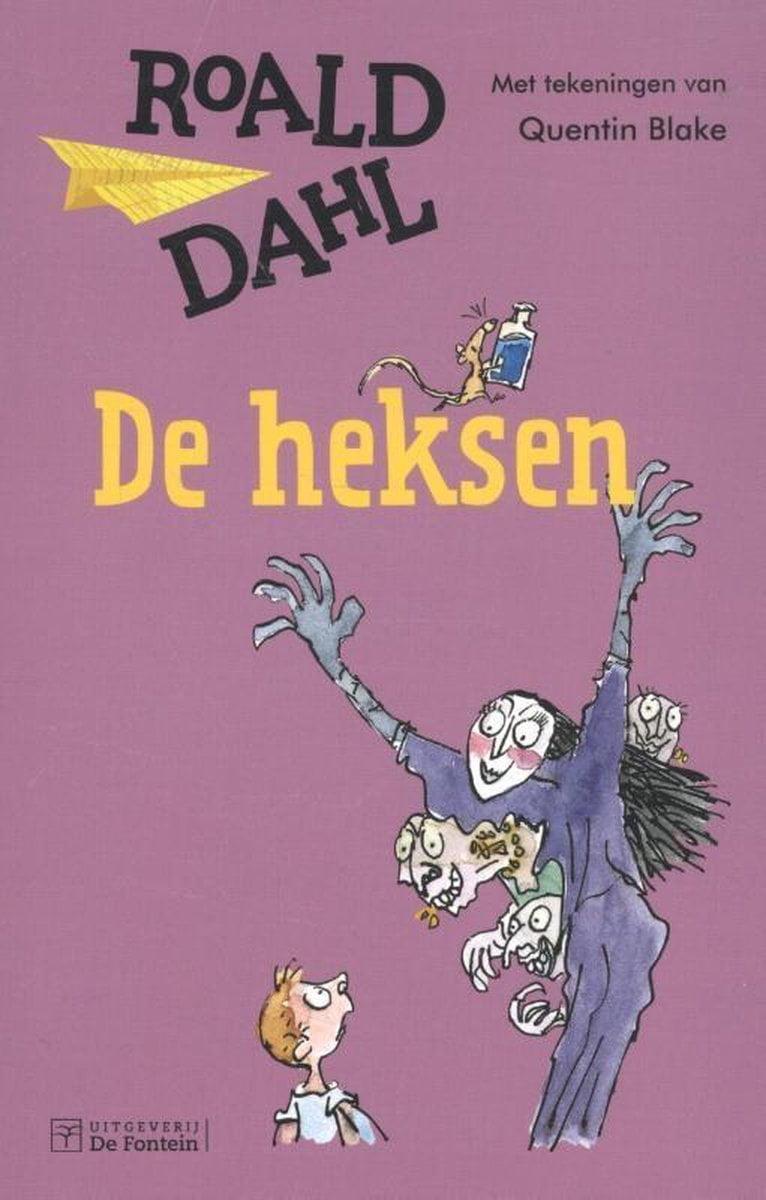 Halloween boek Roald Dahl