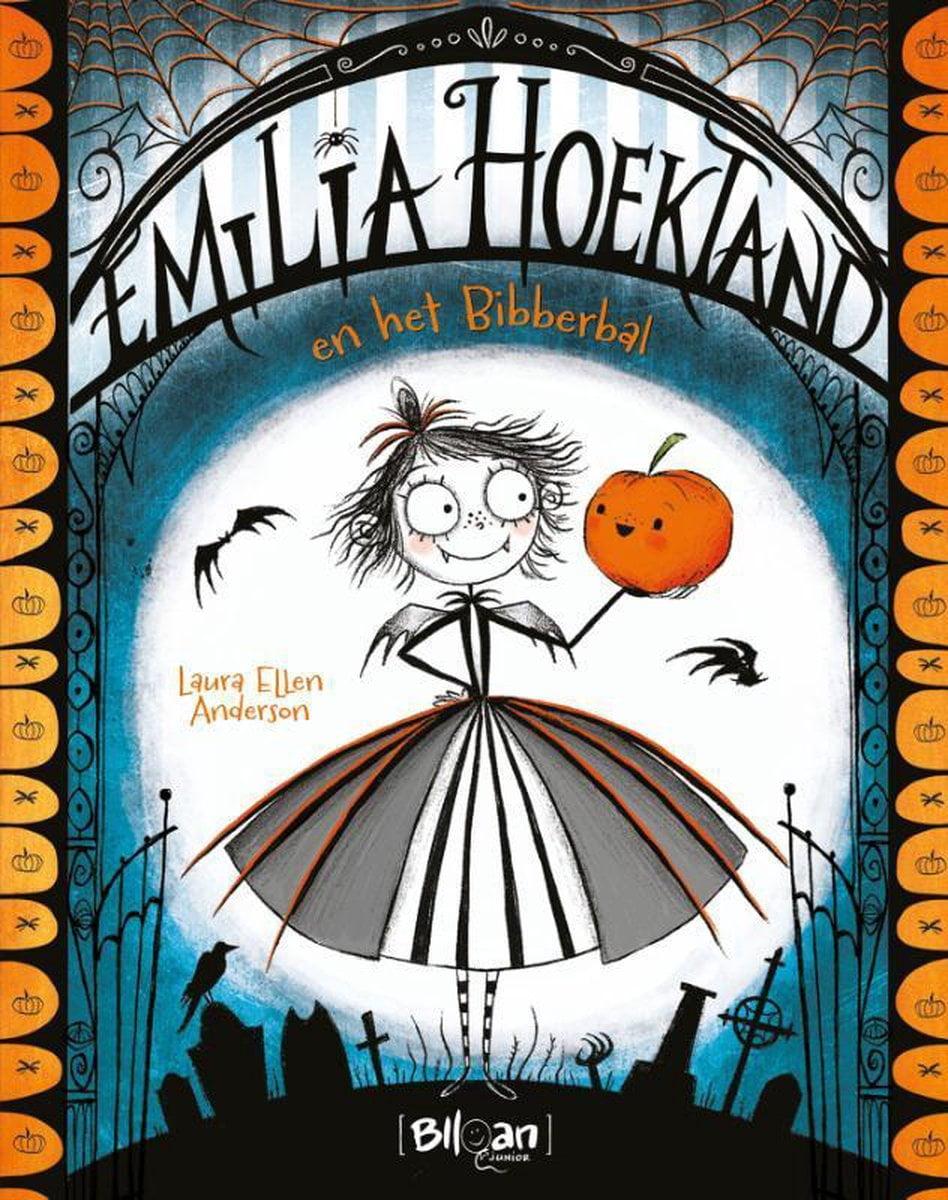Halloween boek Emilia Hoektand