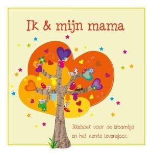 Ikkeboek ik & mijn mama