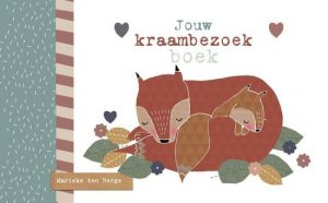 Jouw kraambezoekboek vosje door Marieke ten Berge