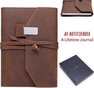 A lifetime journal