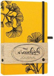 Creachick journal, een samenwerking tussen MUS en Creachick