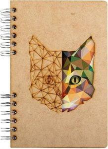 Komoni duurzaam notitieboek en Bullet Journal