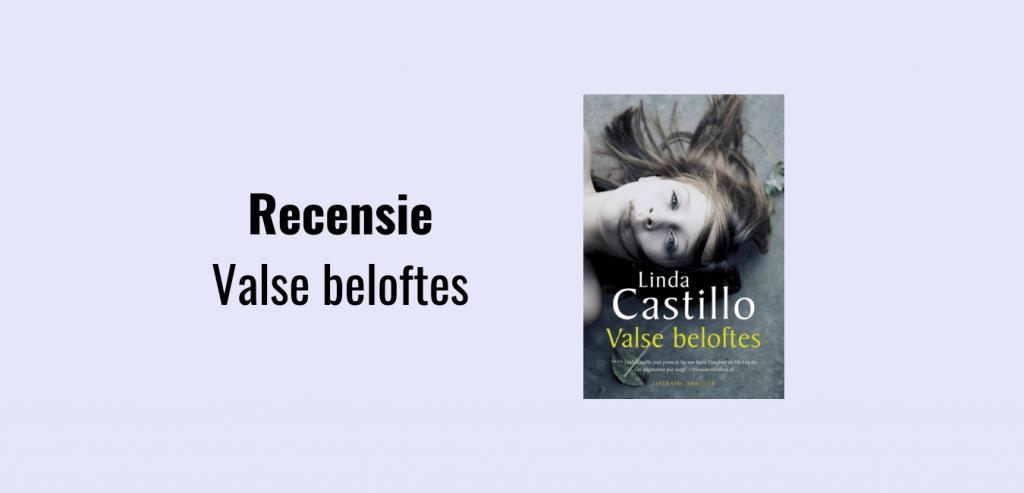 Recensie Valse beloftes, Kate Burkholder serie deel 3, Linda Castillo