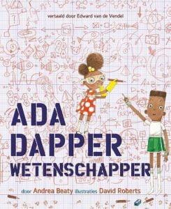 Ada dapper, wetenschapper, Andrea Beaty