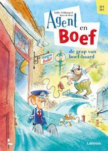 Agent en Boef: de grap van boef-baard, Tjibbe Veldkamp en Kees de Boer