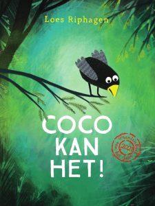 Prentenboek van het jaar 2021 Coco kan het; Prentenboek Top 10 2021