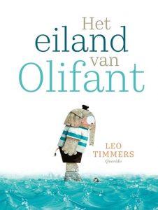 Prentenboek Top 10 2022 Het eiland van Olifant