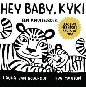 Prentenboek Top 10 2022 Hey baby, kijk!
