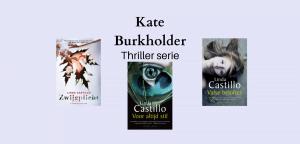 Kate Burkholder serie deel 1 Zwijgplicht, deel 2 voor altijd stil en deel 3 valse beloftes, Linda Castillo