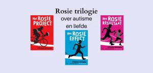 Rosie trilogie: Het Rosie project, Het Rosie effect en Het Rosie resultaat