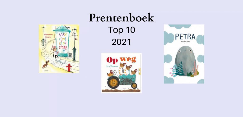 Prentenboek Top 10 2021