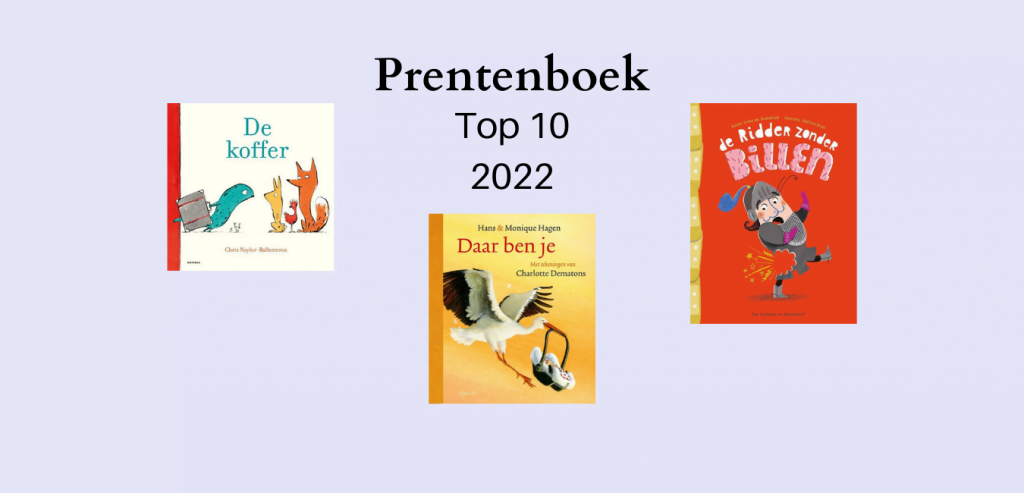 Prentenboek Top 10 2022