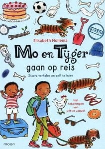 Recensie Mo en Tijger gaan op reis, Elisabeth Mollema