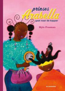 Prinses Arabella gaat naar de kapper, Mylo Freeman